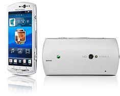 Sony Ericsson Xperia neo V | fot. Sony Ericsson