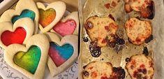 Urzekające witrażowe ciasteczka