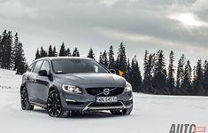 Volvo v60 cross country cena
