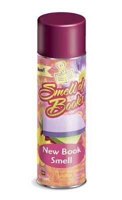Zapach książki w sprayu