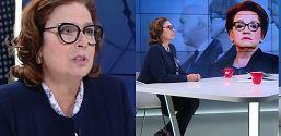 Małgorzata Kidawa Błońska Anna Zalewska jest już w Brukseli