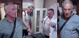 Bercik i Starsburger w perwersyjnym hotelu Dać się pobić i zapłacić za to Dziwny kraj