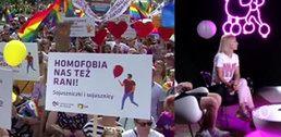 Polscy celebryci boją się Parady Równości Są gwiazdy które czerpią z kultury LGBT jednak boją się do tego przyznać