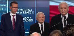 Kaczyński Wygraliśmy po raz czwarty Wynik dobrze wróży na przyszłość