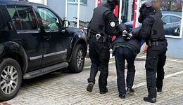 Naczelnik urzędu skarbowego przyłapany przez CBA na gorącym uczynku. 150 tys. zł łapówki