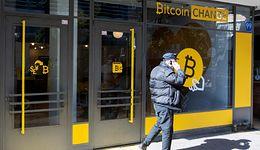 Tąpnięcie na bitcoinie. Najgorsza sesja od lutego