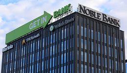 """""""Bank pracuje bez zmian"""" – mówi Tomasz Misiak, członek zarządu Getin Noble Bank, w rozmowie z money.pl"""