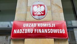 Przychodzi Czarnecki do KNF. Mamy oświadczenie Komisji