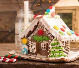 Domek z piernika - pyszny sposób na dekorację
