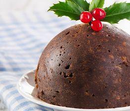 Christmas pudding, czyli angielski pudding świąteczny