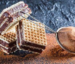 Pischinger makowo-czekoladowy
