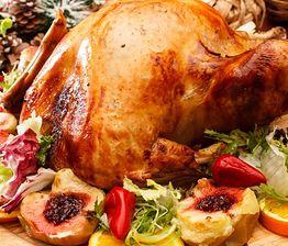 Indyk na świąteczny obiad