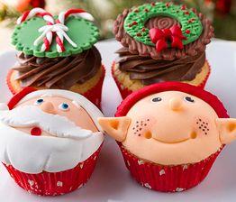 Mikołajkowe słodkości dla dzieci