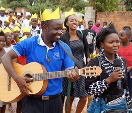 Afryka to miejsce, gdzie śpiew i taniec zamieniają się w modlitwę