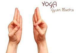 Gyan-Mudra (Gest wiedzy)