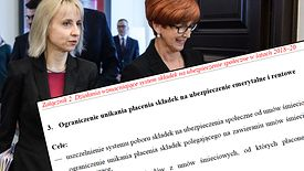 Elżbieta Rafalska odpowiada za pomysł ozusowania umów cywilnoprawnych. PiS wraca do pomysłu PO
