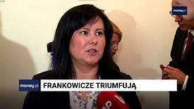 Justyna Dziubak wywraca system bankowy w Polsce. TSUE wydał wyrok korzystny dla tysięcy frankowiczów.