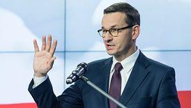 Mateusz Morawiecki przedstawił skład rządu w piątek wieczorem