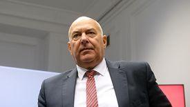 Tadeusz Kośćiński chciałby wrócić do Londynu,  gdzie miałby objąć funkcję szefa Europejskiego Banku Odbudowy i Rozwoju.