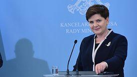 """Już nie tylko """"piątka"""". Beata Szydło chce realizować """"dwunastkę""""."""