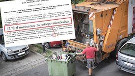Czytelnicy money.pl buntują się przeciwko gigantycznym opłatom za wywóz śmieci