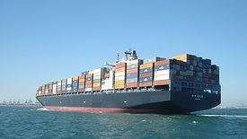 Kontenerowce z Chin dużo rzadziej przypływały do portów zachodniego wybrzeża USA