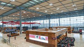 Lotnisko Berlin-Brandenburg zostanie otwarte już za 11 miesięcy. Tak postęp prac wyglądał kilka dni temu