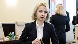 Kandydaturę Teresy Czerwińskiej na wiceszefa EBI potwierdziło Ministerstwo Finansów.