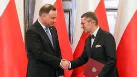 Robert Tomanek został nowym przedstawicielem prezydenta w KNF