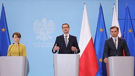 """Premier Mateusz Morawiecki o ustawie antylichwiarskiej: """"dość patologii"""""""