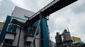 Elektrownia Połaniec. Pracownik firmy, działającej na jej terenie, popełnił samobójstwo.