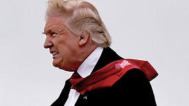 Donald Trump stanowczo odpowiada na działania Chin