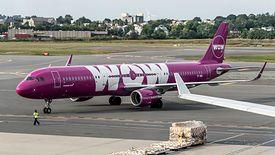 Wow Air jako jeden z niewielu tanich przewoźników oferował loty z Europy do USA i Kanady.