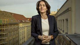 Katarina Barley grozi karami finansowymi, jeśli Polska wprowadzi ustawę kagańcową.