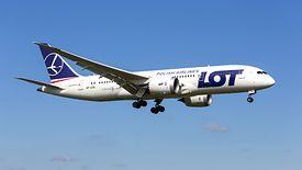 LOT zawiesił również połączenie z Budapesztu do Seulu