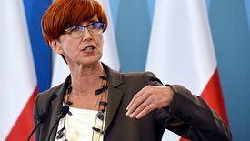 Elżbieta Rafalska - to jej resort ogłosi poziom podwyżki płacy minimalnej