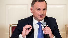 Prezydent Andrzej Duda skomentował orzeczenie TSUE.