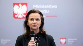 """""""Trzynastki"""" są niezagrożone - taka deklaracja padła ze strony prof. Gertrudy Uścińskiej."""