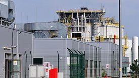 Pierwszy transport LNG przybił do Świnoujścia w 2015 roku.