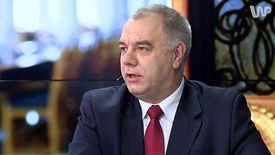 Wiceprezes Rady Ministrów Jacek Sasin.