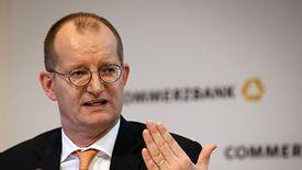 Prezes Commerzbanku Martin Zielke.