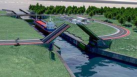 Projektowany kanał przez Mierzeję Wiślaną może być o wiele droższy niż zaplanował rząd
