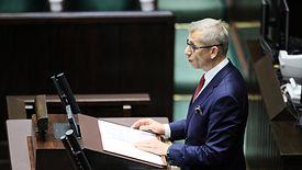 Krzysztof Kwiatkowski z mównicy sejmowej ocenił rząd