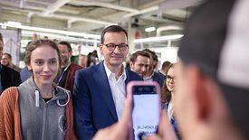 Mateusz Morawiecki w Katowicach zaprezentuje piątkę PiS dla przedsiębiorców.