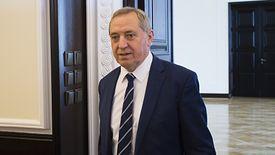 """Za program """"Czyste powietrze"""" odpowiada w rządzie minister środowiska Henryk Kowalczyk."""