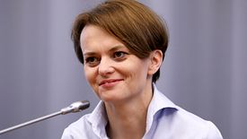 Minister rozwoju Jadwiga Emilewicz.