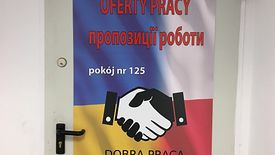 Według badań spada satysfakcja Ukraińców z pracy w Polsce.