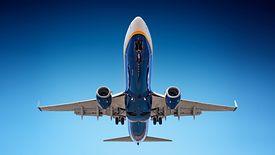 Loty samolotem są najbardziej szkodliwą dla środowiska formą przemieszczania się po świecie.