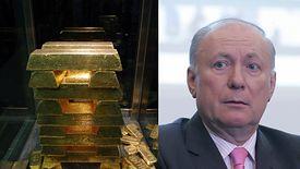 Polskie złoto będzie przeniesione z Banku Anglii do skarbców NBP