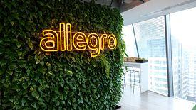 Allegro wskoczyło do pierwszej 10 największych platform e-commerce.